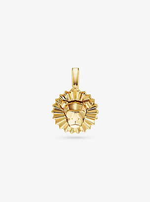 Michael Kors 14K Gold-Plated Sterling Silver Rory Charm