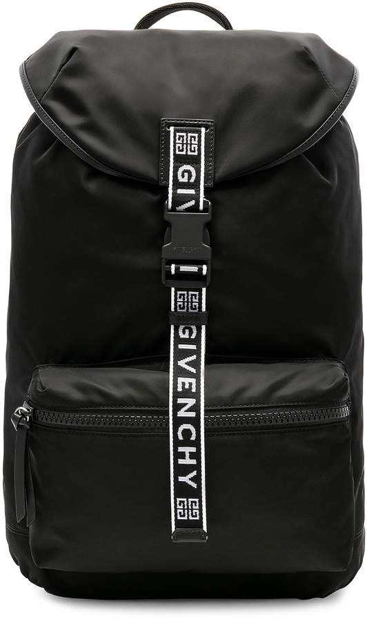 Givenchy Light 3 Backpack in Black   FWRD