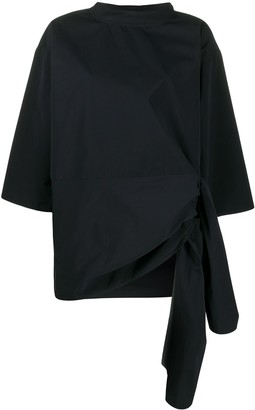 Sofie D'hoore Oversized Side Tie Tunic