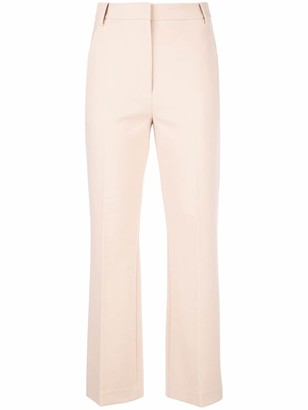Tibi Anson bootcut trousers