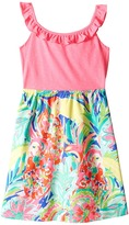Lilly Pulitzer Claire Dress (Toddler/Little Kids/Big Kids)
