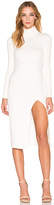 Rachel Pally Taraji Thick Rib Dress in Ivory. - size XS (also in )