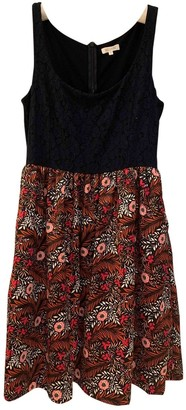 Anthropologie Multicolour Silk Dress for Women