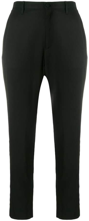 Hope cropped trousers