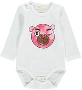 Mini Rodini Pink Bear-Cub Body