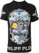 Philipp Plein 'Chiefland' T-shirt - men - Cotton - L
