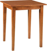 JCPenney Maxwell 30 Wood Bistro Table