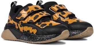Stella McCartney Kids Cheetah-print sneakers