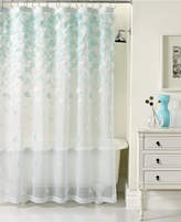 Martha Stewart Collection Closeout! Martha Stewart Collection Falling Petals Shower Curtain Bedding