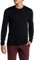 Reigning Champ Lightweight Powderdry Long Sleeve Crew Neck Tee