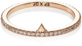 Diamond Foundry XO Barneys New York Women's Eva Fehren Queen Band-PINK