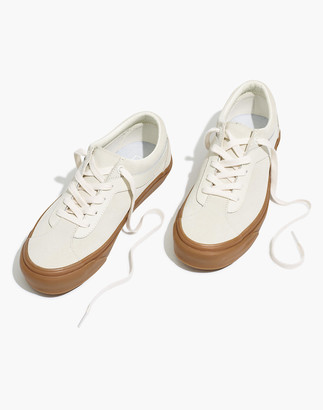 Madewell Vans Unisex Bold NI Lace-Up Sneakers in Suede