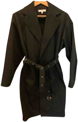 IRO Fall Winter 2019 Black Cotton Trench Coat for Women