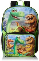Disney Little Boys Good Dino Backpack with Lunch