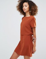 Glamorous Plain Shift Dress