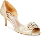 Badgley Mischka Petrina II Two-Piece Pumps