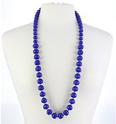 Kenneth Jay Lane Blue Bead Necklace