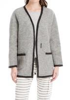 Max Studio Brushed Fleece Jacket