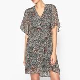 Ikks Printed Dress