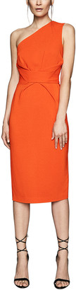 Reiss Laurent Midi Dress