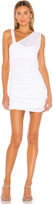 superdown Priscilla One Shoulder Dress