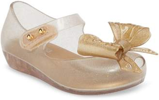 Mini Melissa Ultragirl IX Mary Jane Flat (Toddler)
