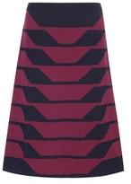 Jil Sander Wool-blend skirt