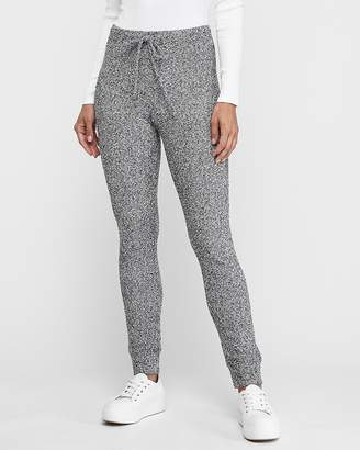 Express High Waisted Chenille Cozy Leggings