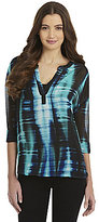 Vince Camuto TWO by Splitneck Tunic