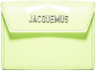Jacquemus Logo Strap Wallet