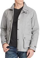 Polo Ralph Lauren Garner Water-Resistant Wool Coat