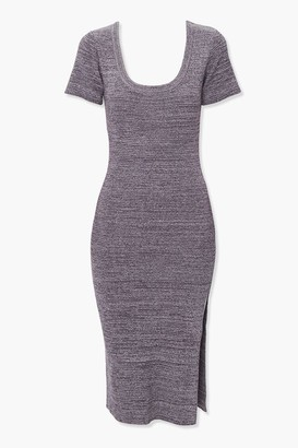 Forever 21 Heathered Bodycon Dress