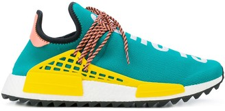 "adidas Originals x Pharrell Williams Human Race NMD TR Sun Glow"" sneakers"