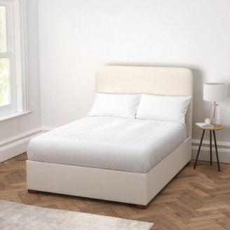 The White Company Melbury Cotton Bed, Pearl Cotton, Emperor