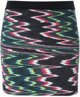 Missoni fitted knitted skirt