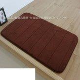 DUSPLOT Tickened entrance all mat/batroom water-absorbing anti-skidding mat/batroom kitcen door mat