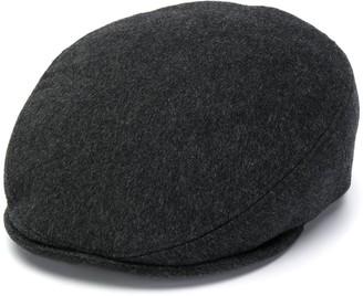 Corneliani Twill Flat Cap