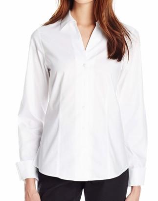 Foxcroft Women's Long Sleeve Lauren Non Iron Shirt