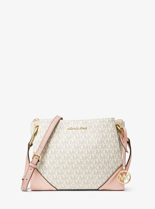 MICHAEL Michael Kors Nicole Large Logo Crossbody Bag