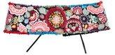 Natori Floral-Embroidered Waist Belt w/ Tags