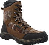 "AdTec Men's 9639 10"" Waterproof Realtree 400G Camo Boot"