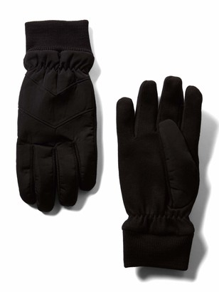 Tom Tailor Men's Winter Handschuhe mit Materialmix Gloves