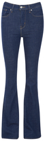 Levi's Women's High Rise Flare Jeans Pacific Sound