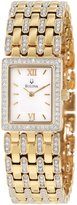 Bulova Women's 98L159 Crystal Bracelet Watch