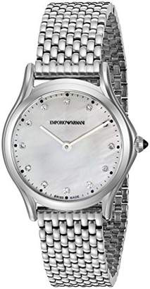Emporio Armani Swiss Made Women's ARS7501 Analog Display Swiss Quartz Watch