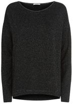 Wolford Lurex Knit Sweater