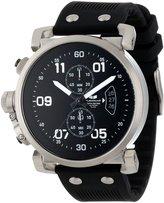 Vestal Men's OBCS002 USS Observer Chrono /Silver Lume Watch