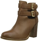 New Look Duran - Lea Cutout Block, Women's Ankle Boots