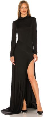 Michael Lo Sordo Empire Jersey Gown