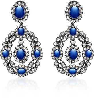 Anabela Chan Exclusive Treasure Sapphire Earrings